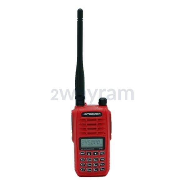วิทยุสื่อสาร SPEEDER SP-IX5 vb