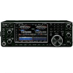 ICOM IC-7610-Front