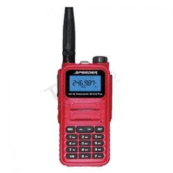 วิทยุสื่อสาร SPEEDER SP-DX5 ด้านหน้าเสายาง