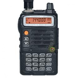 วิทยุสื่อสาร SPENDER PILOT 144H ด้านหน้า เสายาง