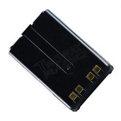 ด้านหลังแบตเตอรี่ วิทยุสื่อสาร HI-POWER FB-580(Black)(W)