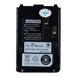 ด้านหน้าแบตเตอรี่ วิทยุสื่อสาร HI-POWER FB-580(Black)(W)