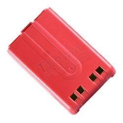 ด้านหลังแบตเตอรี่ วิทยุสื่อสาร HI-POWER FB-580(Red)(W)