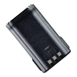 ด้านหลังแบตเตอรี่ วิทยุสื่อสาร ICOM IC-30FX(BP-232WP)(S)2,350mAh