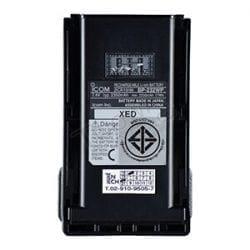 ด้านหน้าแบตเตอรี่ วิทยุสื่อสาร ICOM IC-30FX(BP-232WP)(S)2,350mAh