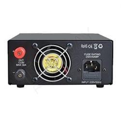 ด้านหลัง Switching Power Supply PS30SWIII 13-8.V
