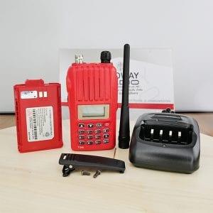วิทยุสื่อสาร i-TALK T-245 ครบเซ็ต